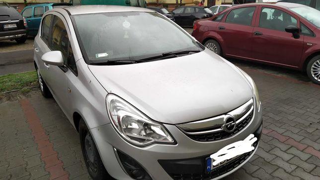 Opel Corsa 1.2 2011 Benzyna-Gaz