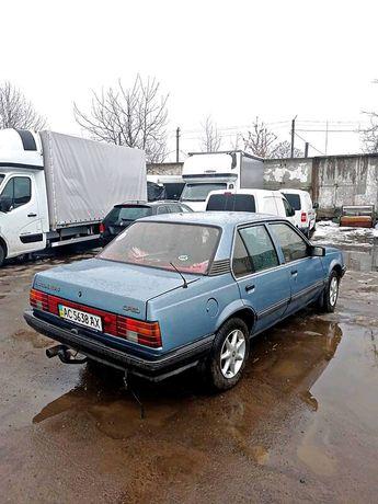 Opel Ascona продам авто