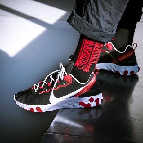 Женские кроссовки Nike React Element 55 ОРИГИНАЛ! рр 39 BQ2728-009