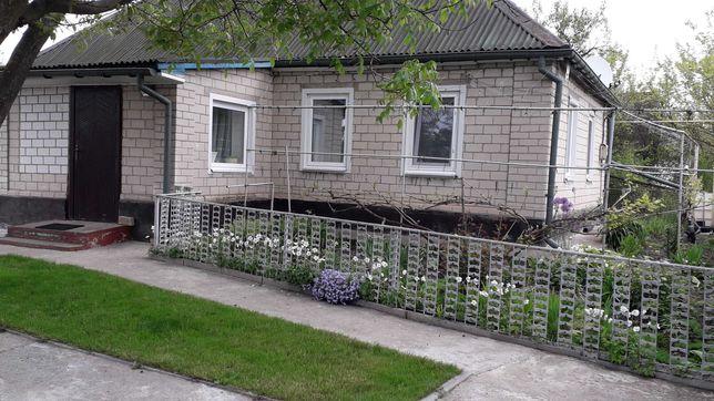 Продам дом в с. Орловщина Новомосковский р-н Днепропетровская обл.
