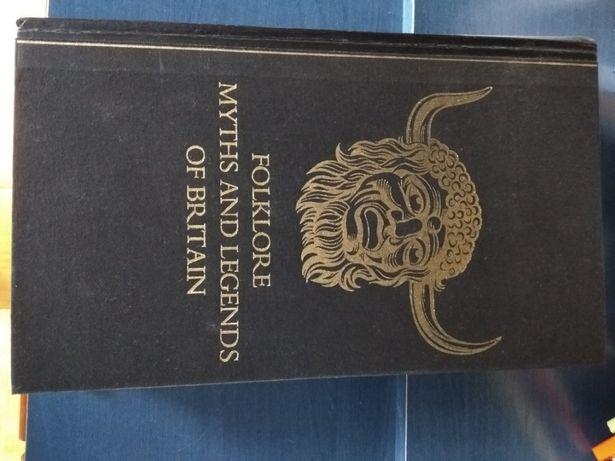Folklore Myths and Legends of Brytain Ksiega mitow i legend Wielkiej B