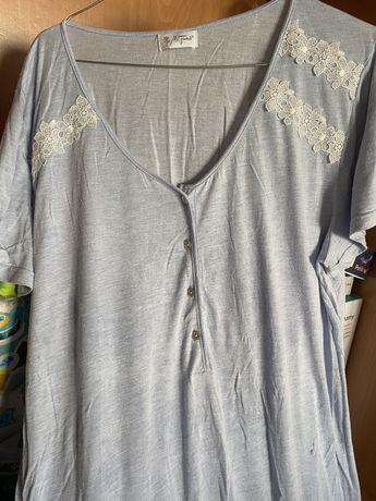 Camisas de dormir para maternidade