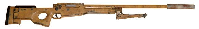 Replika ASG - karabin snajperski Mauser L96 / MB01 (TUNING) + luneta