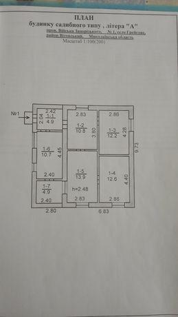Продам дом с.Грейгово 30км от города