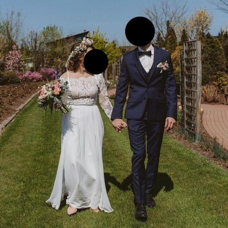 Suknia ślubna Herm's Aragonite 38