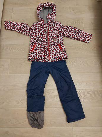 Зимний комбинезон (куртка+штаны) на девочку, Libellule