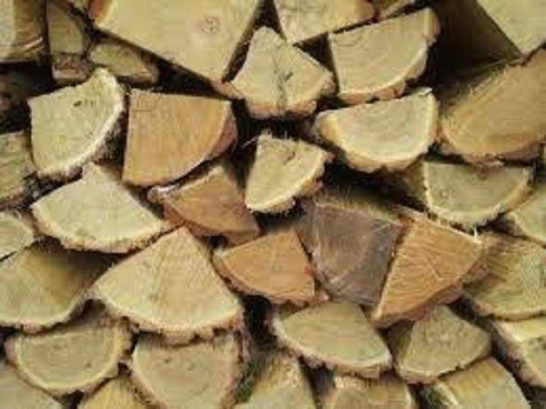 kaloryczne drewno sezonowane z dostawą.