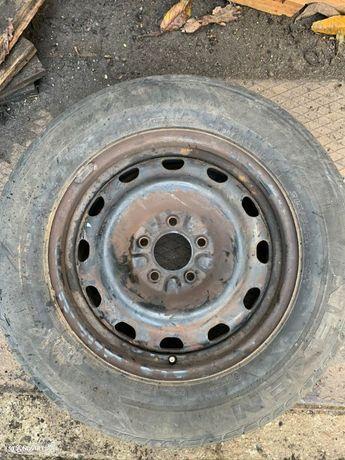 Jantes suplentes R16 Chrysler/Dodge 5x114.3 com pneus 215/65R16