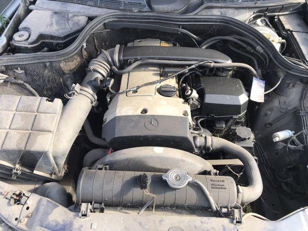 Двигатель 2.0 бензин мерседес 1998 год