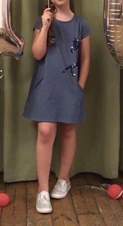 Платье Zara 140(рост)