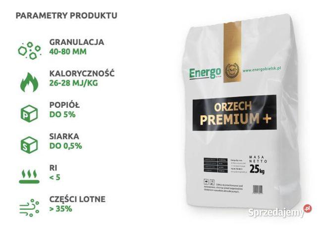 """Węgiel Orzech Premium + Mega kaloryczny """"Marpal"""" Konarzyce"""