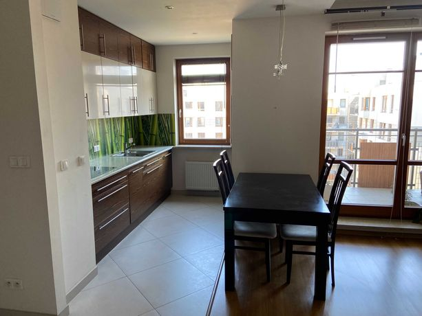 Mieszkanie w apartamentowcu na Woli, 49 m2, z garażem, bezpośrednio