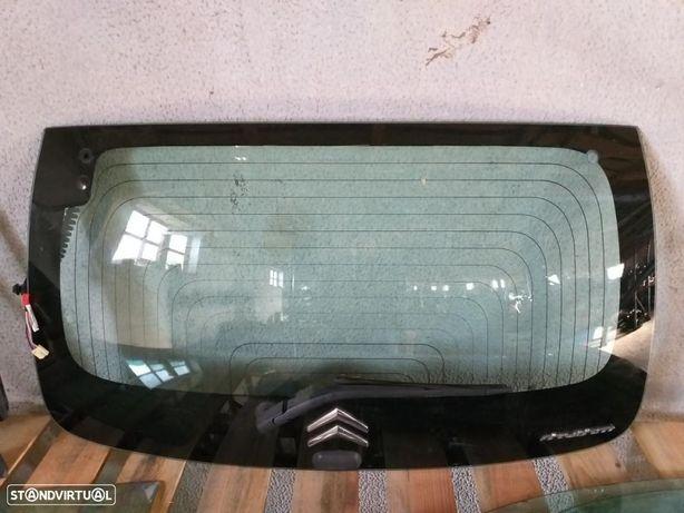 Vidro trás óculo traseiro Citroën C1 ano 2009