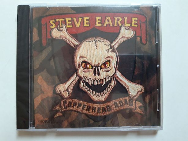 Steve Earle - Copperhead Road (CD)