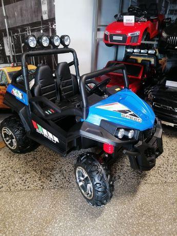 Samochód Buggy 4x4 na akumulator dla dzieci Największy model PILOT