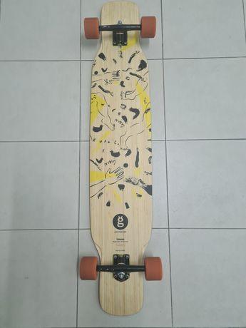 Skate uzume Goat longboards