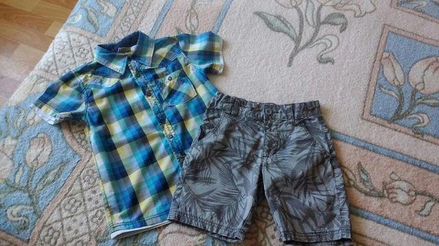 Рубашка 6-8лет.(Topolino)