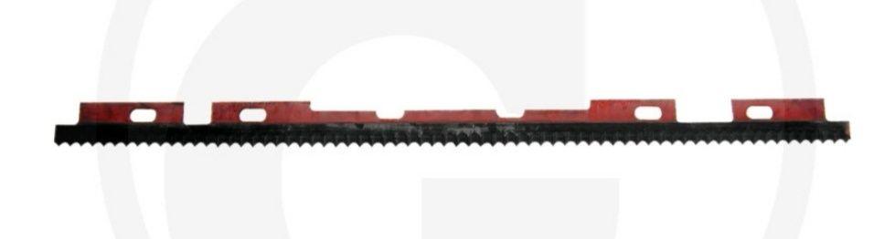 Nóż wycinaka Strautmann tylny zewnętrzny 282.025.05 Granit Germany Królewo - image 1