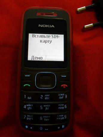 Телефон кнопочный NOKIA 1208 б у