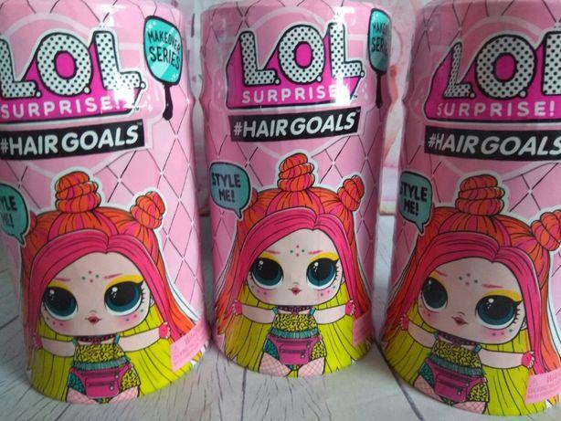 Капсула Кукла ЛОЛ с Волосами 5 сезон 2 волна L.O.L.Surprise Hairgoals