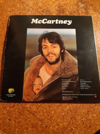 Disco de vinil paul Mcartney