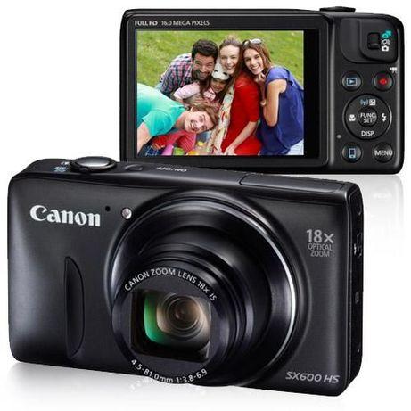 Maquina fotográfica Canon SX600HS