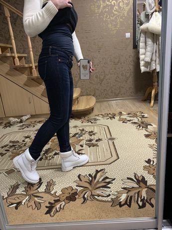 Очень красивые Джинсы штаны для беременных