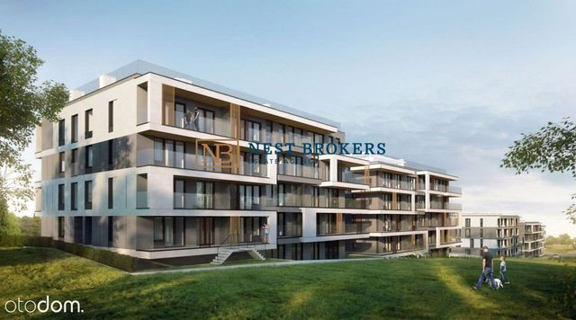 Mieszkanie 2 pokoje, 39m2, ul. Strumienna