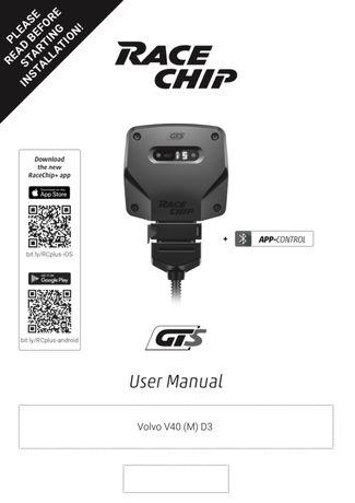 Racechip GTS + App