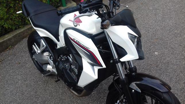 okazja Honda CB650 F z 2016r na A2 super stan doposażona