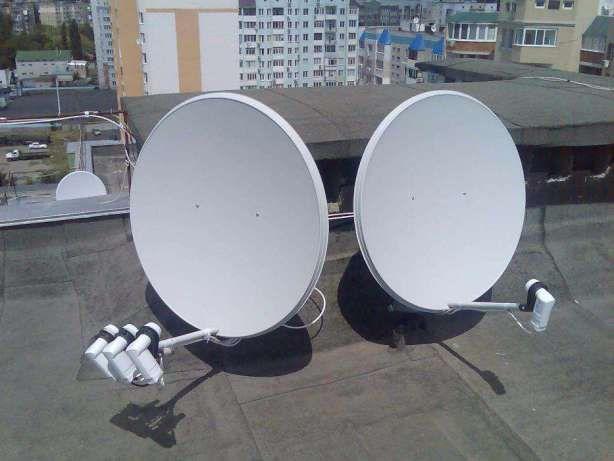 Ремонт спутнико , T2 телевидения,viasat.