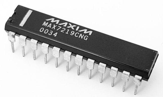 Circuito Integrado MAX7219CNG