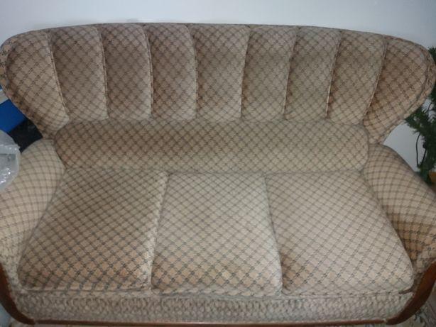 Sofá cama + sofá individual