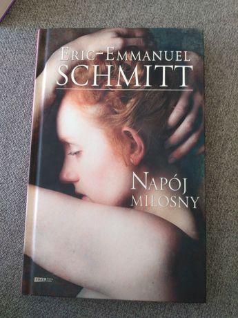 Napój miłosny - Eric Emmanuel Schmitt