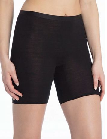 Nowe CALIDA krótkie LEGGINSY szorty czarne