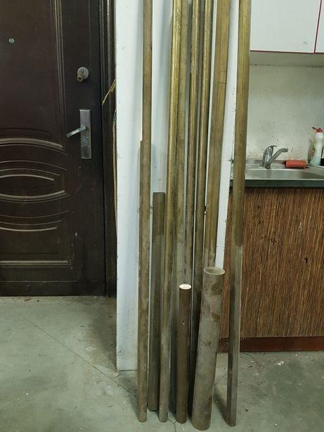Латунь ЛС59 180грн/кг
