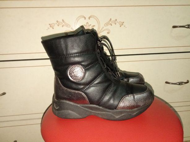 Ботинки р.23 (22,5 см) Зима