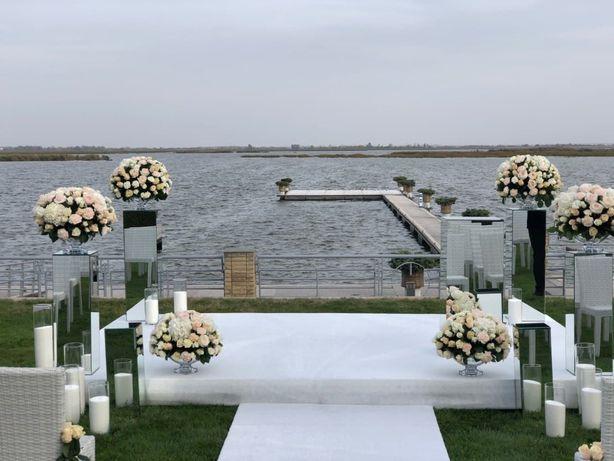 Свадебный декор, аренда, продажа, оформление церемонии бракосочетания