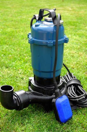 Насос фекальный для выгребных ям, котлованов дренажных стоков 2/6 кВт