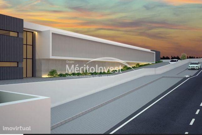 Terreno para construção de Pavilhão