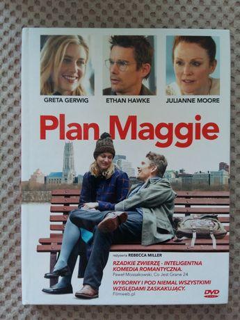 Plan Maggie - film, dvd