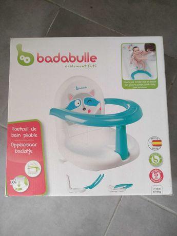 Cadeira de banho para bebé