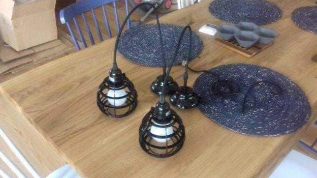 Dwie lampy wiszące HK Living Lab Kraków - image 1