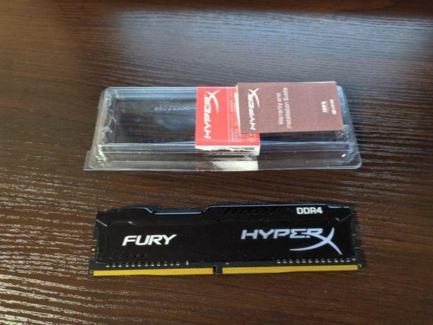 HyperX Fury DDR4 16GB 2933 MHz (HX429C17FB/16)