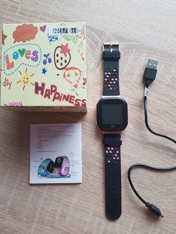 Inteligentny zegarek, latarka, lokalizacja