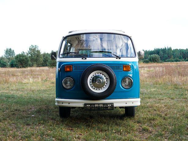 Vw T2 ogórek, pomysł na biznes fotobus