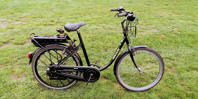 Rower Sachs z silnikiem spalinowym Sachsa