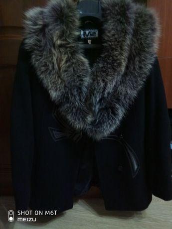 Пальто кешемірове