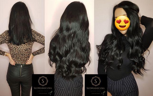 Przedłużanie i zagęszczanie włosów /MIKRO ŁĄCZENIA/ KATOWICE CENTRUM