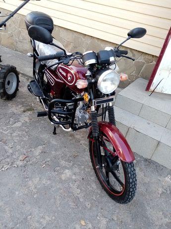 Продам мотоцикл SPARK 110 НОВИЙ